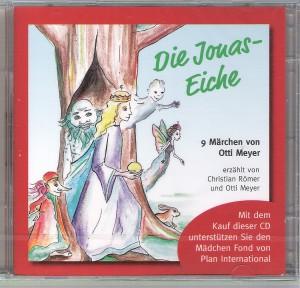 Cover 'Die Jonas-Eiche'
