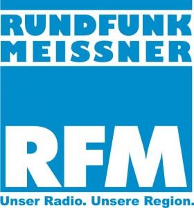 RFM Logo mit Slogan