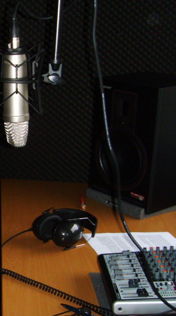 'Narration und Schwerkraft' ...  ein 8-teilige Radio-Magazin des FSK Hamburg