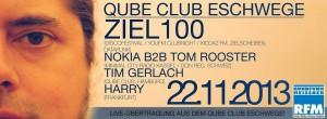 Qube Ziel100