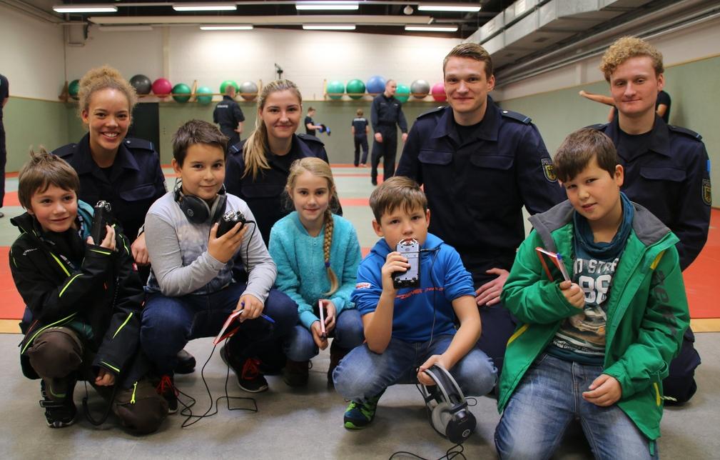 RadioKidz Bundespolizei