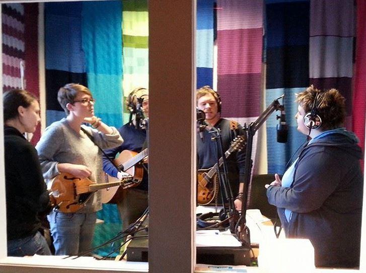 Limerick im Studio