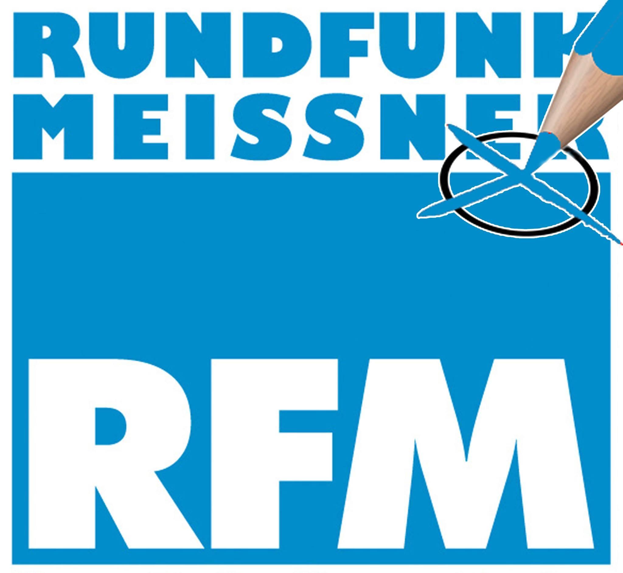 RFM-Banner zur Wahl
