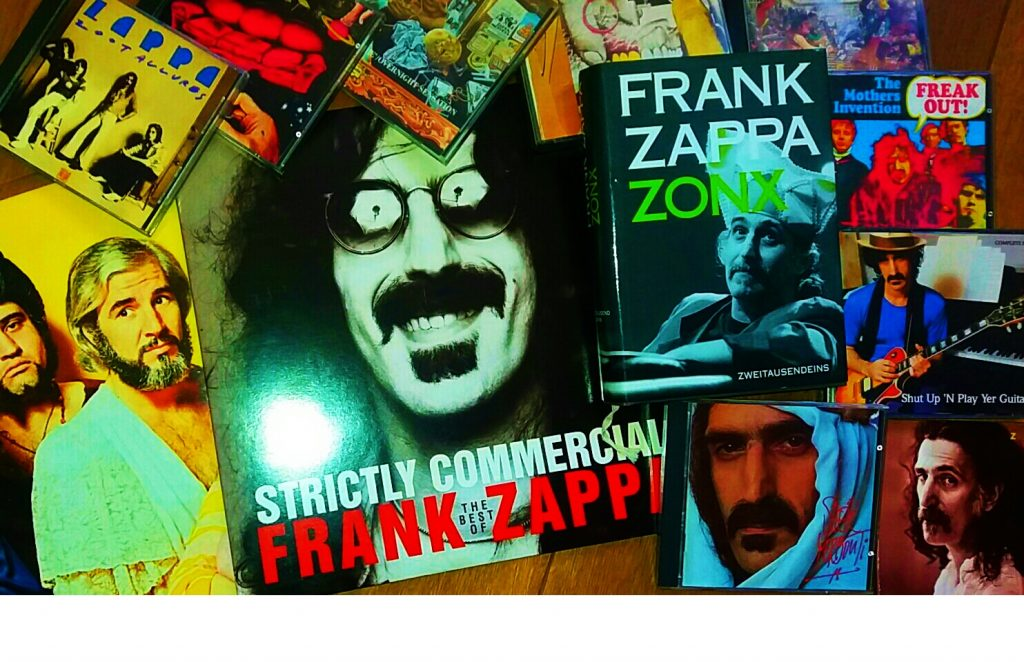 Zappa Collage