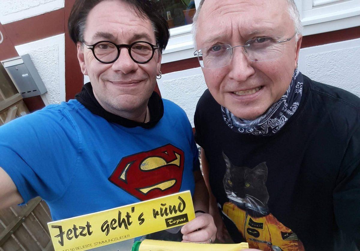 Das 'RFM-JazzCafé' - mit Rolf Bochert und René Engh (Wdh. vom Sonntag)