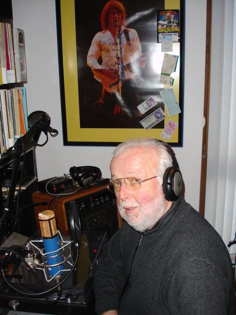 'Happy Birthday, Neil' - zum 80. Geburtstag von Neil Diamond ... im Studio: Rick Wagner