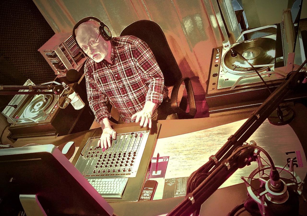 'Plattenspiele – Only Vinyl' – die XXL Radioshow mit Mathias 'Matze' Welp